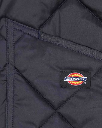 Куртка Dickies 1922 Diamond Quilted Nylon Jacket Dark Navy