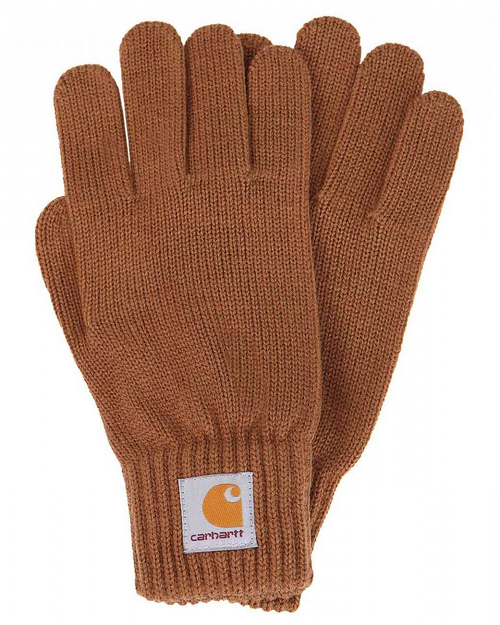 Перчатки Carhartt WIP Watch Gloves Hamilton Brown отзывы