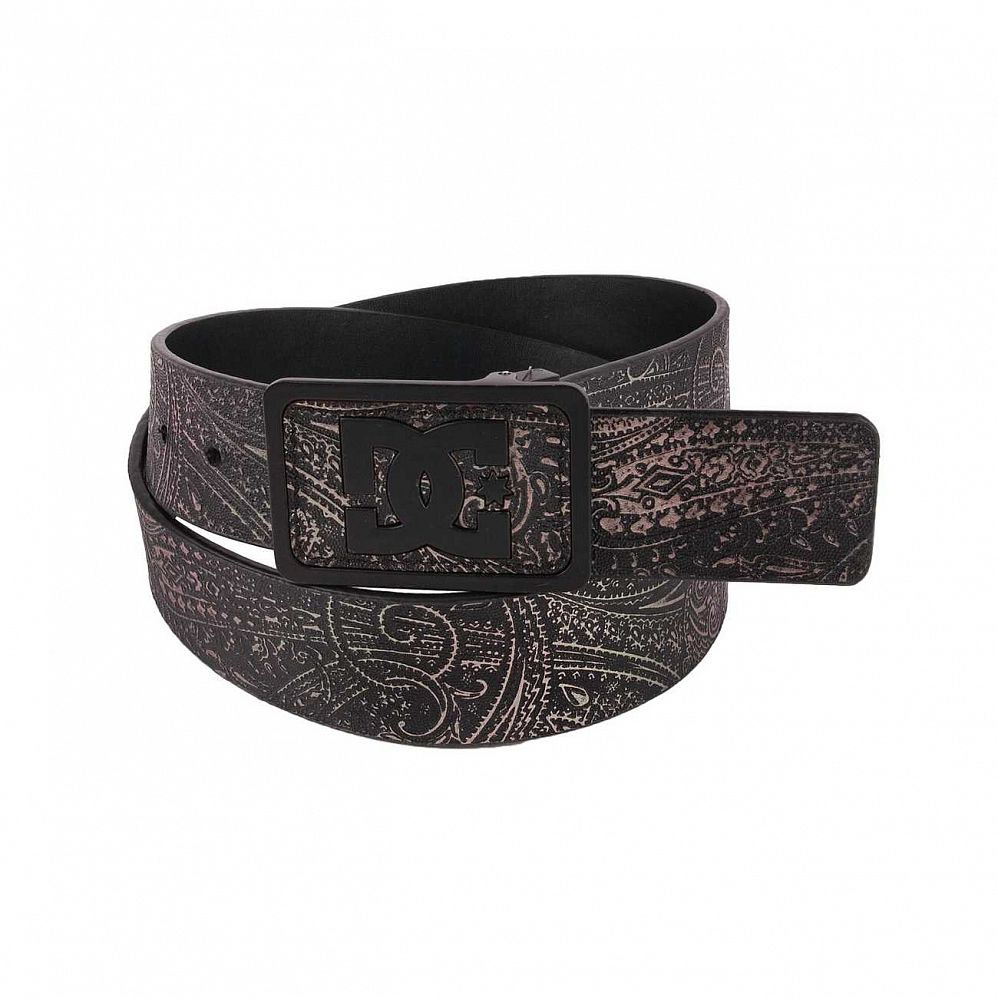 Ремень DC Tully Belt PVC Black отзывы