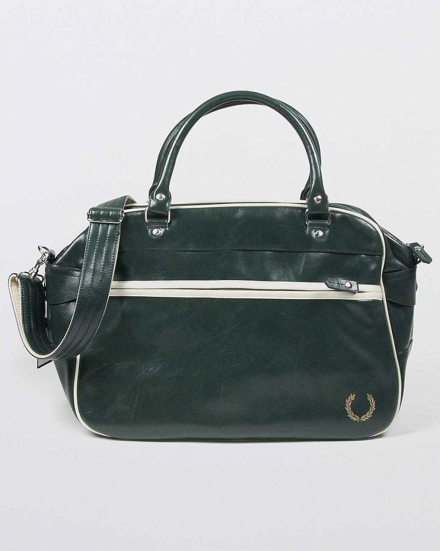 Сумка Fred Perry L6138 Overnight Bag Ivy отзывы