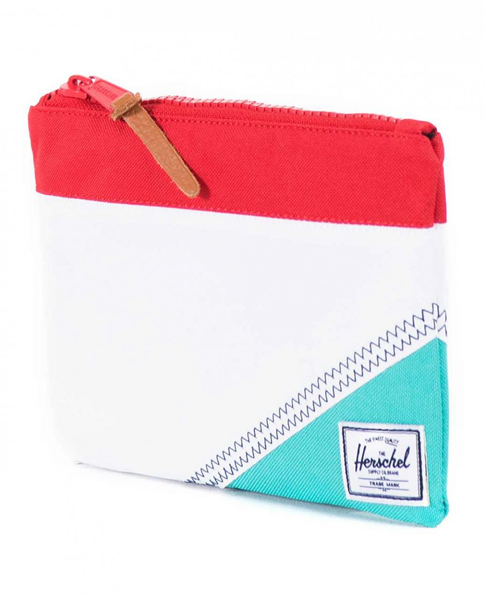 Клатч Herschel Field Pouch White Racing Red цена в Москве
