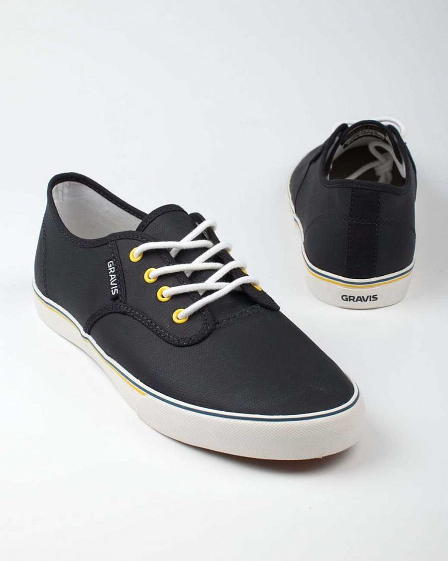 купить Кеды Gravis Slymz Wax Dark Navy Wax в Москве
