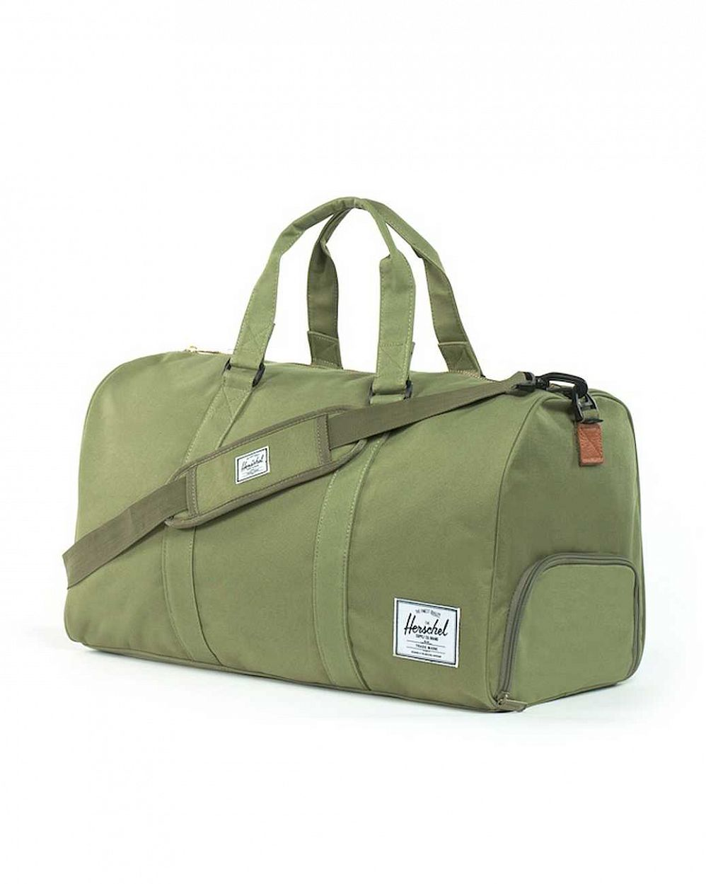 Сумка спортивная Herschel Novel Olive Drab купить в интернете