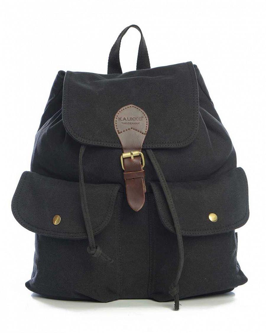 720ea8b35b25 Рюкзак женский городской Kaukko Authentic Bags Co.Ltd FJ17 Black отзывы