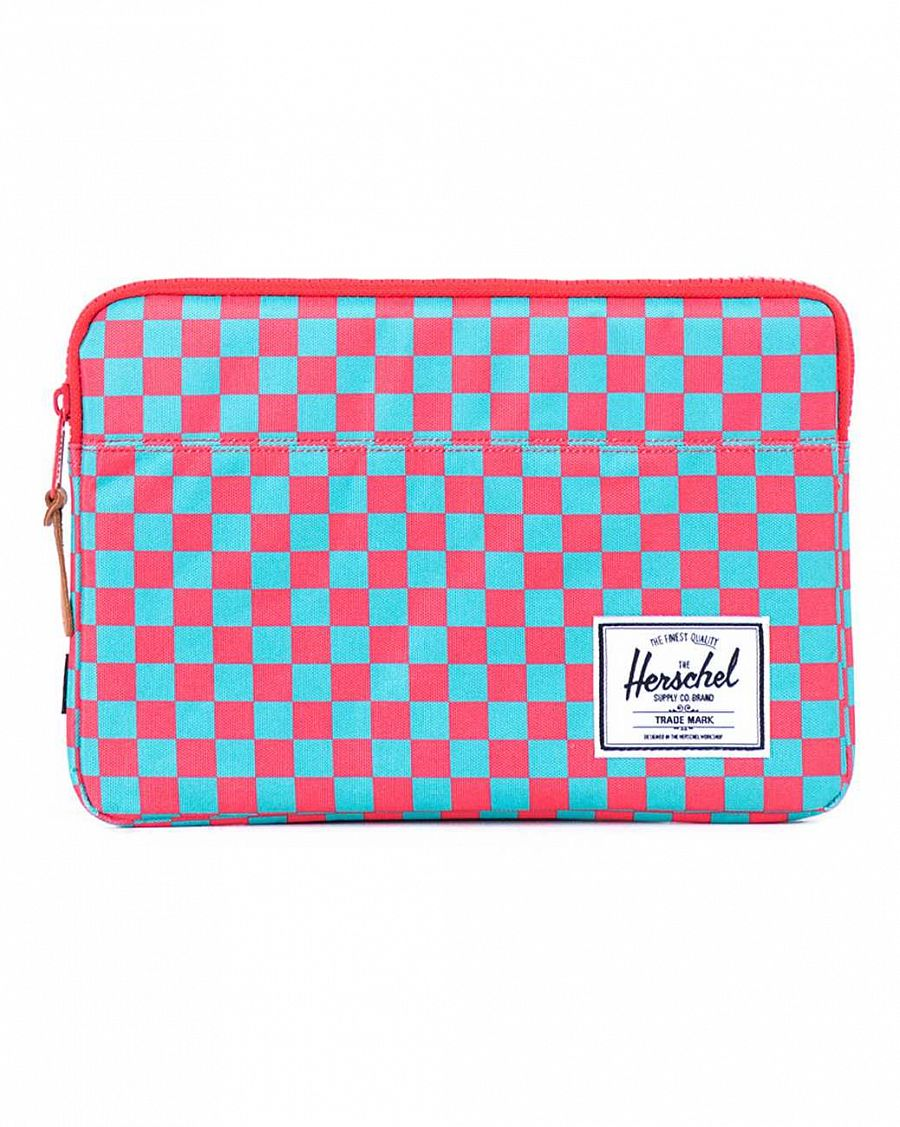 Чехол Herschel Anchor Sleeve для iPad Air Salmon Picnic отзывы