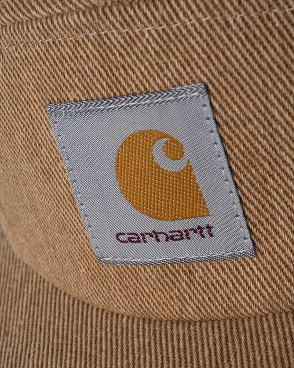 Бейсболка Carhartt 5 Panel Backley leather цена в Москве